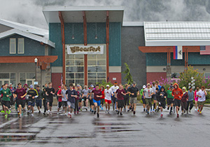 Alaska Bear Festival running event