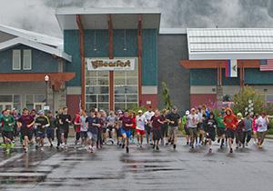 Alaska Bear Festival running event