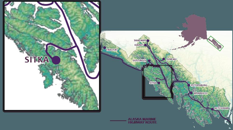 Visiting Sitka Alaska Alaska S Inside Passage