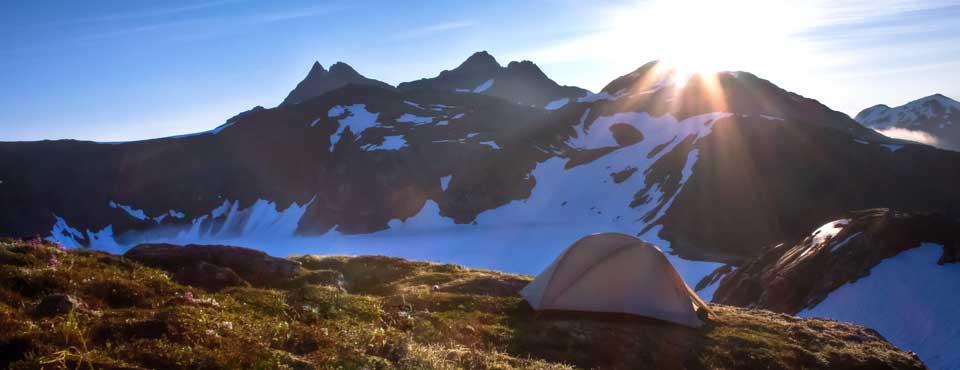 Camping And Rv Travel In Sitka Alaska Alaska S Inside Passage