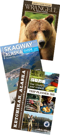 Haines, Juneau, and Sitka Alaska vacation guides